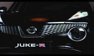 Nissan Reveals the Juke-R