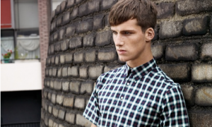 fred-perry-gusmen-checkered-shirt