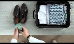The way to pack well to travel by Mr Porter