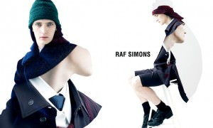 Raf Simons Run Fall Run By Pierre Debusschere