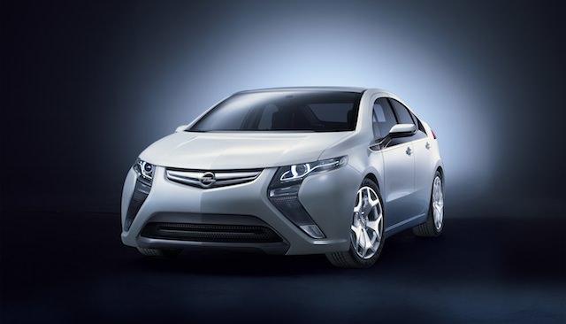 Gusmen Opel Ampera The Future Is Electrifying