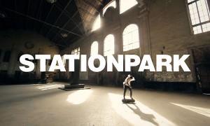 Stationpark by Juan Rayos
