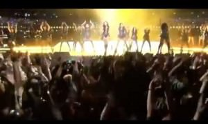 Beyonce Super Bowl Performance 2013 Halftime Show Super Bowl