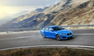 Jaguar XFR-S: The Power and The Fury