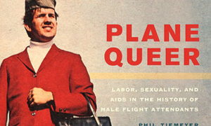 Queer Plane book