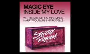 Magic Eye – Inside My Love – Remixes