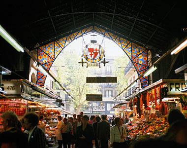 """La Boqueria in Barcelona: """"El Millor Mercat del Món"""""""
