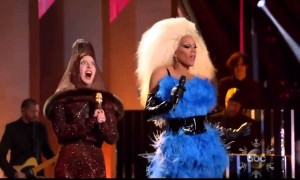 Lady Gaga & Ru Paul – Fashion
