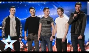 Britain's Got Talent 2014:  Collabro's Astonishing Performance