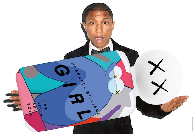 GIRL by PHARRELL WILLIAMS, a Fragrance for Girls and Boys