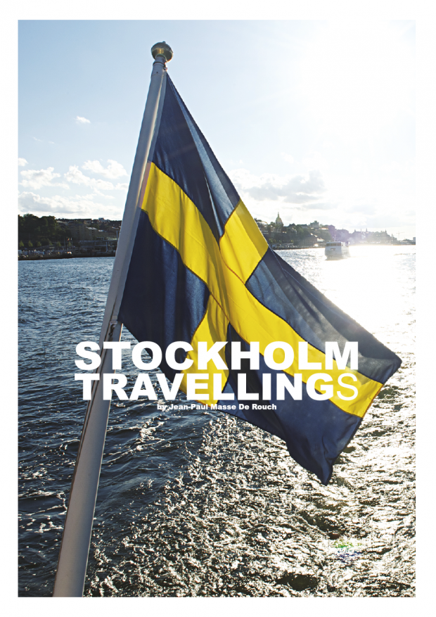 Stockholm By Jean-Paul Masse de Rouch
