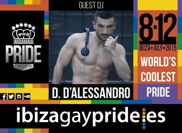 "Exclusive Promo Mix "" Animal Park - Ibiza Pride"" by Daniele D'Alessandro"