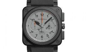 Bell & Ross FighterJet-Inspired BR 03-94 Rafale Watch