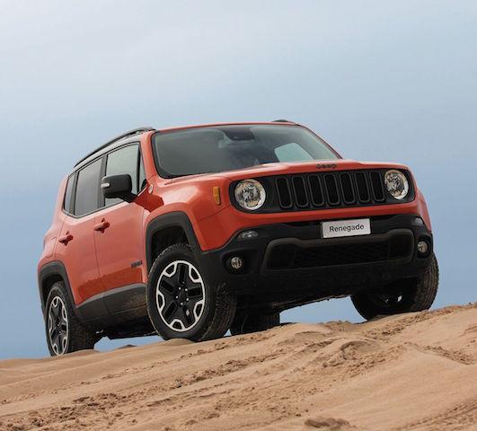Jeep Renegade:  Fun Unleashed