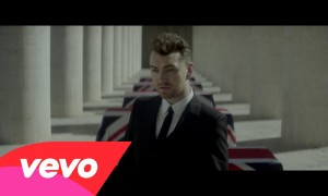 Sam Smith – Writing's On The Wall (from Spectre)