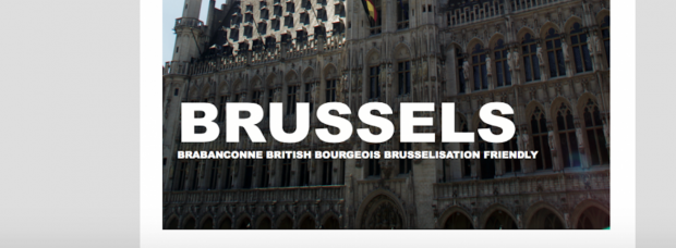 Brussels cover 2