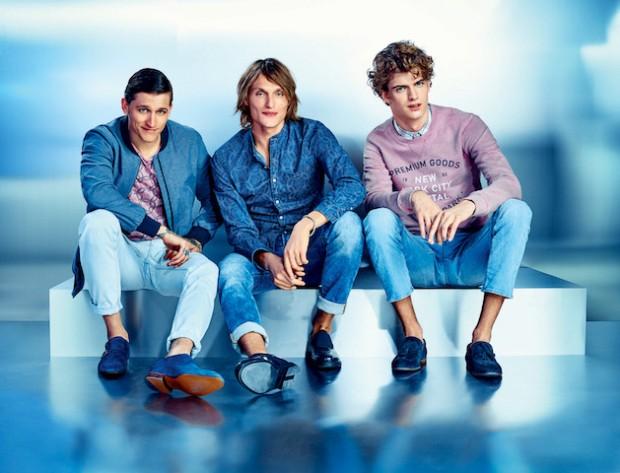 WE Fashion Blue Ridge Collection SS16