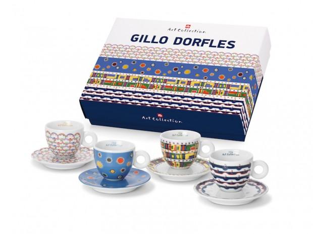 Gillo Dorfles referenza 4 capp
