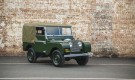 The Reborn Initiative from Land Rover Classic:  25 Factory Restored Series I to Buy
