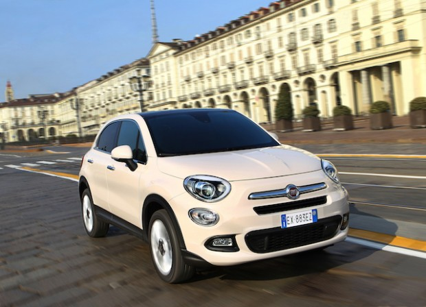 FIAT 500 X:  Best crossovers on the market ?