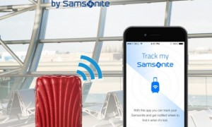 Track&Go by Samsonite : A Reliable Solution to Securely Locate your Luggage