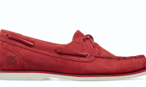 TIMBERLAND & the Boat-Shoe