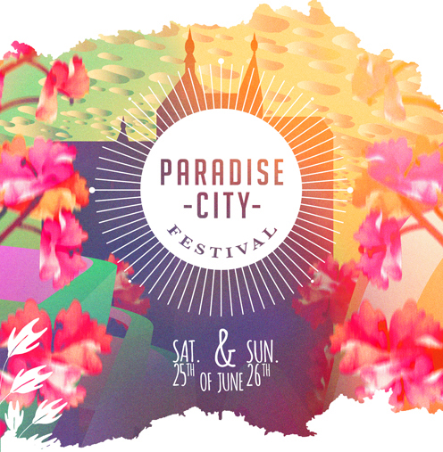 Paradise CIty: The Belgian Sustainable Festival – 25th & 26th June