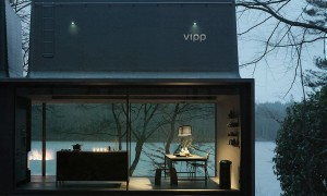 The Vipp Shelter Keeps You Focused on Nature