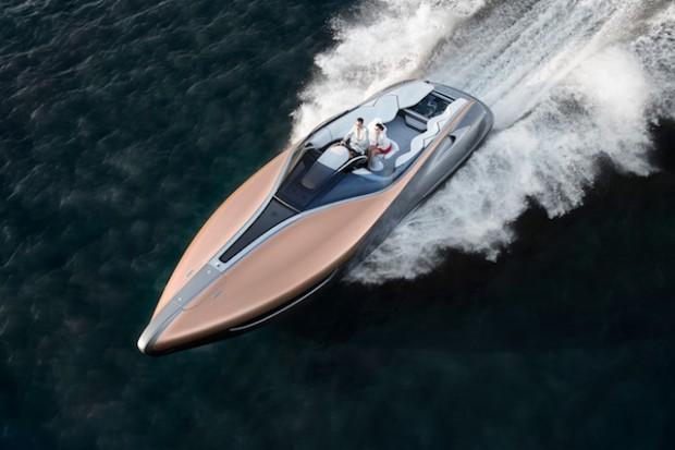 Lexus reveals a Sport Yacht Concept