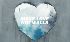 Diesel SS17 Advertising Campaign: MAKE LOVE NOT WALLS, a film directed by David LaChapelle