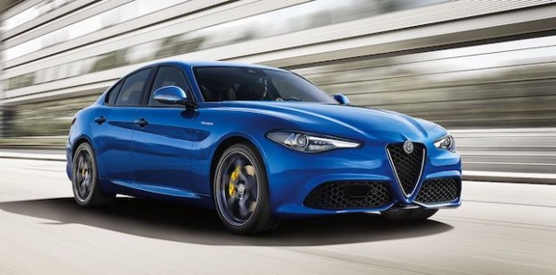 The Alfa Romeo Giulia Veloce:  A Tailor-Made Car for Anyone Bored of German Design