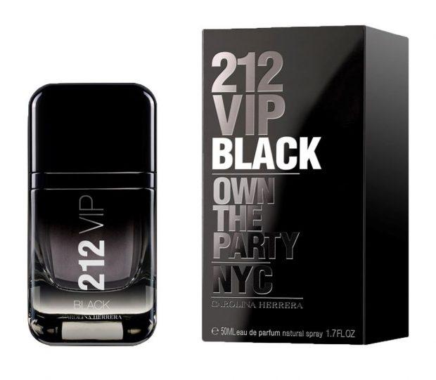 Carolina Herrera 212 VIP Black: The Perfect Clubbing Scent