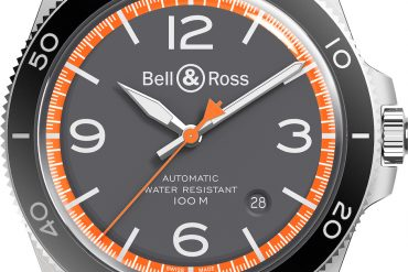Bell & Ross Vintage Garde Côtes: The Sea Rescuer Watch