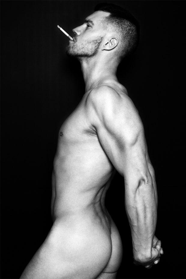 Benjamin Le Duff by Sylvain Norget