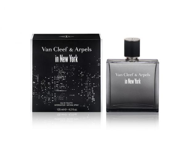 In New York Van Cleef & Arpels : So oceanic, Crisp, and Clear