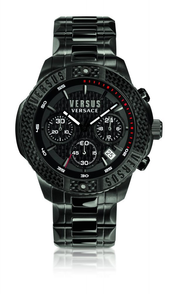 Versus by Versace Admiralty Chronograph: Sporty and Impressive