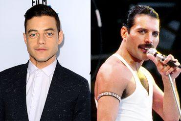 Freddie Mercury Biopic Starring Rami Malek