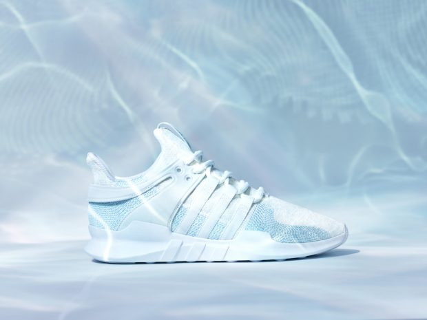 Parley + adidas Originals' Eco-Friendly Sneakers