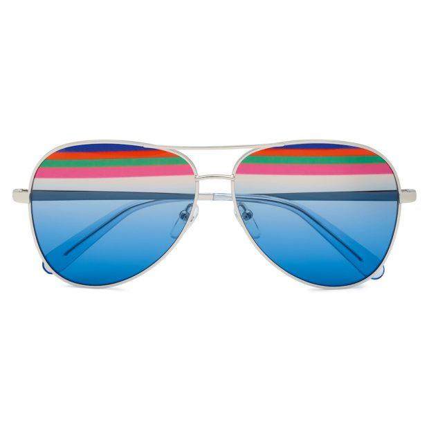 The perfect rainbow-inspired eyewear by Ferragamo