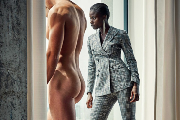 Suistudio's Controversial 'Not Dressing Men' Campaign