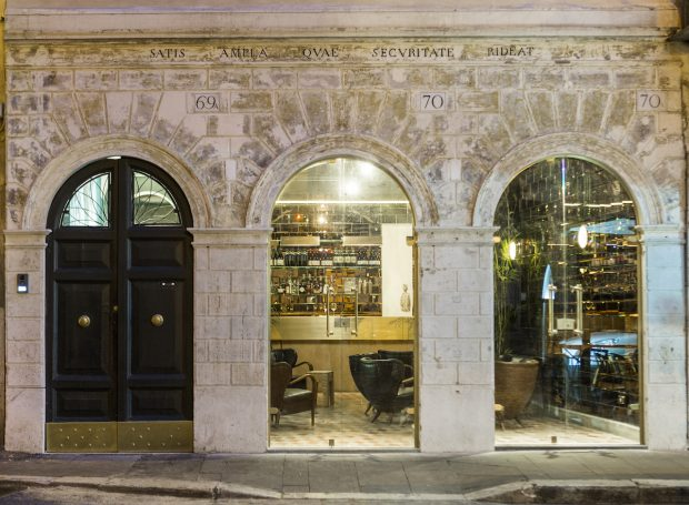 G-Rough hotel in Rome:  the Italian Luxury Redefined