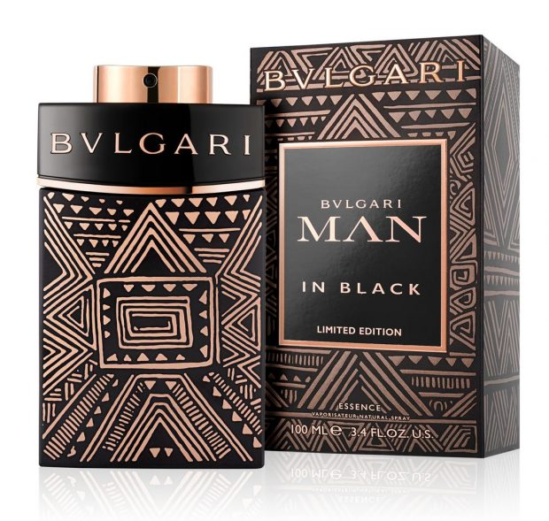 BVLGARI – Man In Black Essence: an ode to the wild seduction for an infinitely sensual pleasure.
