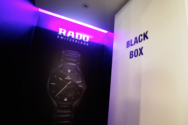 Rado Pop Up Gallery in Brussels