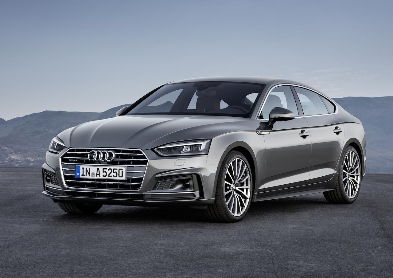 A5 Sportback:  A masterstroke by Audi