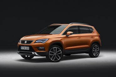 Seat Ateca:  The Great Spanish adventure. Attractiveness included!