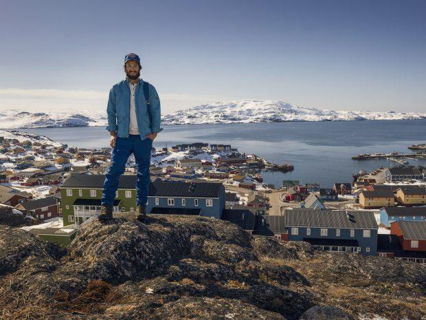 Fjällräven SS18: Greenland Men