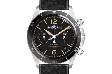 Bell & Ross Introduces the Vintage BR-V2 Steel Heritage