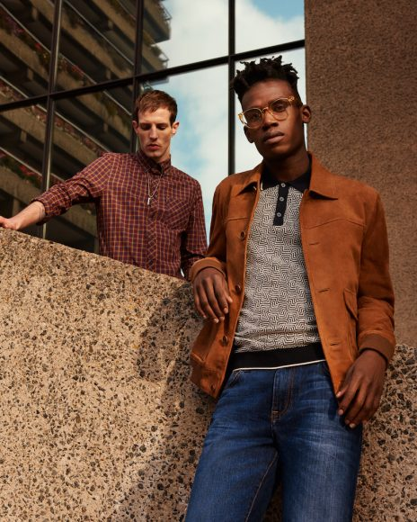 Ben Sherman SS18 Ad Campaign C2