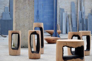 Die Werkstatt / Sculptural Furniture Design & Photography – Spazio Nobile – Brussels