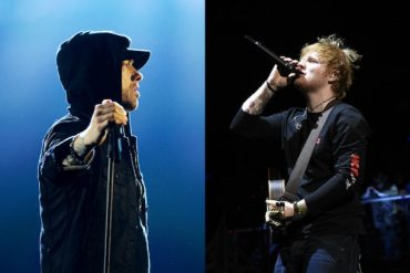 Eminem – River ft. Ed Sheeran